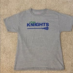 Knights Lacrosse T-shirt, M